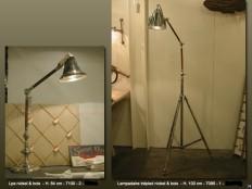 LAMPE 7100 – LAMPADAIRE 7095
