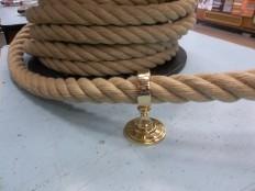 Corde + support de rampe