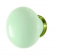 bouton de tirage blanc